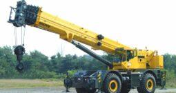 Construction Vehicle- Crane