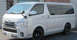 Toyota Hiace AC Van