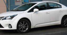 Sedan Car -Toyota PREMIO
