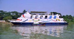 Domestic Cruise – The Sail