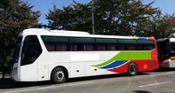 AC Long Coach-36 Seater